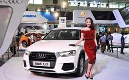 Ô tô nhập khẩu vào Việt Nam năm 2016 sụt giảm mạnh