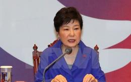 Đảng cầm quyền Hàn Quốc quyết định không khai trừ Tổng thống