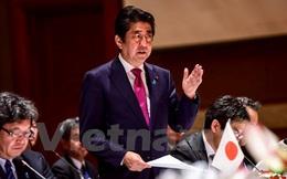 Nội các của Thủ tướng Nhật Bản Shinzo Abe thông qua TPP