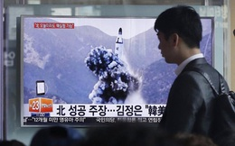 Triều Tiên sắp phóng 2 tên lửa tầm xa