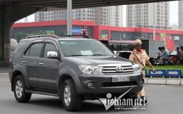 Đề xuất mỗi công dân chỉ được sở hữu 1 ô tô và 1 biển số