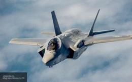 Chuyên gia Mỹ: Washington sai lầm lớn khi chọn F-35