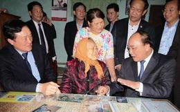 Thủ tướng về quê chúc Tết các mẹ Việt Nam anh hùng