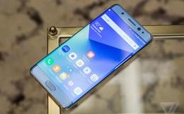 Samsung chính thức công bố 2 nguyên nhân khiến Galaxy Note7 phát nổ