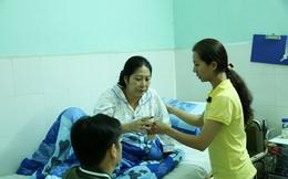 Nghệ sĩ Kim Phương nhập viện cấp cứu khi đang quay game show