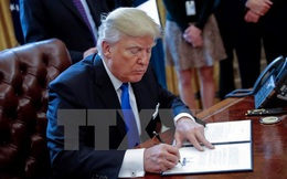 Để thay thế TPP, ông Trump muốn ký hàng loạt thỏa thuận song phương