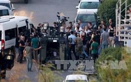 40 sĩ quan cao cấp Thổ Nhĩ Kỳ xin tị nạn chính trị tại Đức