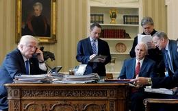 Tổng thống Trump và Tổng thống Putin điện đàm suốt một giờ