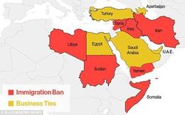 Lệnh cấm nhập cư của Trump gây hỗn loạn ở nhiều nơi