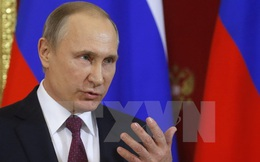 Ông Putin: Ukraine gây căng thẳng ở Donbass để vòi tiền EU