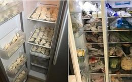 Trung Quốc: Chiếc tủ lạnh chứa đầy sủi cảo và những điều ẩn giấu phía sau