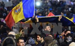 Romania: Tái diễn biểu tình quy mô lớn phản đối chính phủ