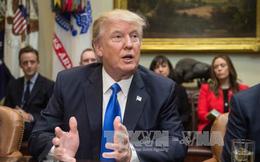 Tổng thống Trump sẽ cấp ngân sách kỷ lục cho quân đội chống IS