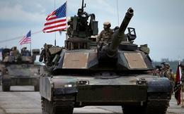 """Vũ khí quân sự Mỹ ồ ạt kéo đến Estonia dè chừng """"mối đe dọa Nga"""""""