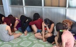 Triệt phá động mại dâm núp bóng massage ở Phan Thiết