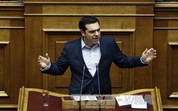 """Các chủ nợ bất đồng, Hy Lạp nguy cơ bị ngừng """"bơm"""" tiền"""