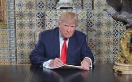 Tại sao ông Trump gửi lời chúc tết muộn tới Trung Quốc?