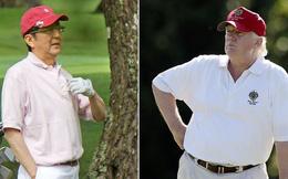 """Ngoại giao sân golf, Abe kỳ vọng """"lấy lòng"""" Trump"""
