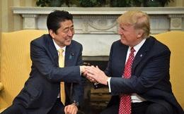 Trump hứa bảo vệ Nhật, mời Abe cùng nghỉ cuối tuần