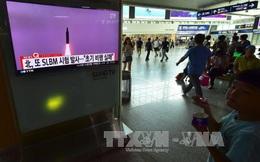 Bộ Quốc phòng Hàn Quốc: Triều Tiên bắn tên lửa đạn đạo