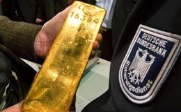 Đức đưa hết 13 tỷ USD dự trữ vàng ở Mỹ về nước