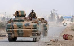 Thổ Nhĩ Kỳ quyết quét sạch IS ở biên giới với Syria