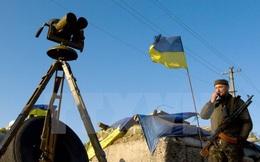 Một nhóm binh sỹ Ukraine mất tích khi trinh sát tại tỉnh Lugansk