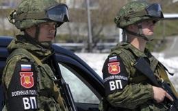 Nga triển khai một tiểu đoàn cảnh sát quân sự đến Syria