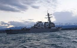 Nga tuyên bố không có sự cố trong vụ máy bay áp sát tàu khu trục Mỹ