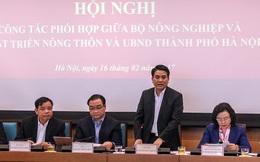 Ông Nguyễn Đức Chung: Hà Nội không đề xuất hạ đê sông Hồng