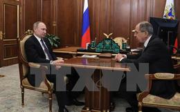 Tổng thống Vladimir Putin muốn khôi phục hợp tác tình báo với Mỹ