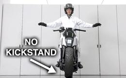 Giải mã bí ẩn đằng sau công nghệ tự giữ thăng bằng của xe máy Honda mới