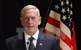 Bộ trưởng James Mattis: Chưa đủ điều kiện cho hợp tác quân sự Nga-Mỹ