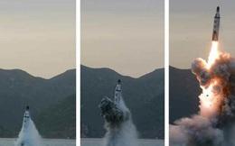 Tên lửa Triều Tiên vừa phóng có xuất xứ từ Trung Quốc?