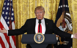 """Donald Trump tức giận: """"Tôi đã được thừa hưởng một mớ hỗn độn"""""""