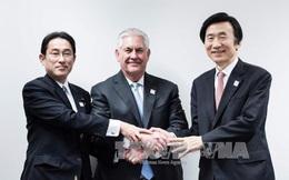 Nhật Bản, Trung Quốc cam kết trừng phạt Triều Tiên