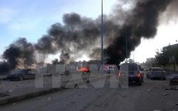 Các thủ lĩnh IS đang kéo nhau tháo chạy khỏi căn cứ địa ở Raqqa