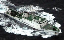 Tàu Trung Quốc đi vào vùng biển quanh đảo tranh chấp với Nhật Bản