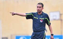 Trọng tài Thư sẵn sàng bỏ V.League vì bị cầu thủ coi thường