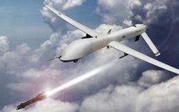 Máy bay không người lái mang bom của IS bị Syria bắn tan tành