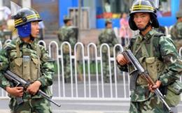 Trung Quốc đẩy mạnh chống khủng bố ở Tân Cương