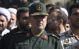 """Tư lệnh vệ binh Iran dọa """"tát mạnh vào mặt"""" Mỹ"""