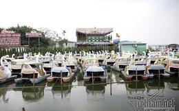Những du thuyền mỹ miều trên hồ Tây trước giờ 'khai tử'