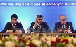 Phe đối lập Syria đề nghị đàm phán trực tiếp với đại diện chính phủ