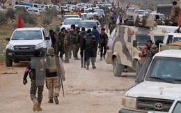Tổ chức IS rút khỏi thành trì lớn nhất tại miền Bắc Syria