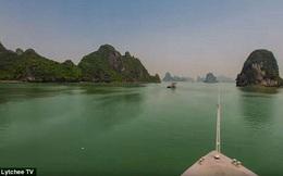 Ngắm vẻ đẹp mê hoặc của châu Á chỉ trong 2 phút
