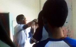 Vụ thầy giáo và học sinh đánh nhau: Kỷ luật cả thầy và trò
