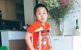 Diễn biến mới nhất về vụ HS bị gãy chân ở Trường Tiểu học Nam Trung Yên