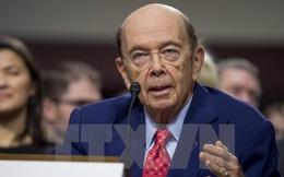 Thượng viện Mỹ phê chuẩn ông Wilbur Ross làm Bộ trưởng Thương mại