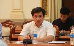 Ông Đoàn Ngọc Hải trầm tư trong phiên họp của TP.HCM về vỉa hè